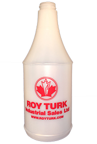 24oz. ROY TURK SPRAY BOTTLE ONLY (TRIGGER SOLD SEPARATLY)