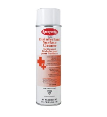 19OZ. DISINFECTANT SURFACE CLEANER, MULTI PURPOSE FOAM