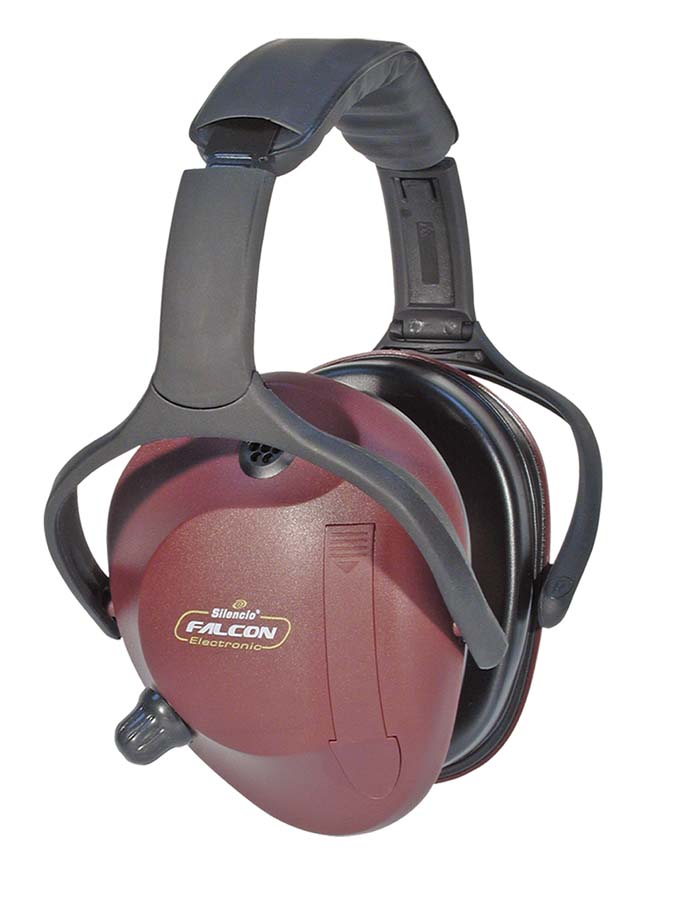 18713 H80 FALCON ACTIVE LISTENING EARMUFFS
