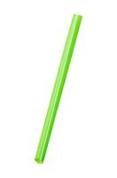 """024200 STRAW 8"""" GREEN SUPER COCKTAIL 2500/CS FS0033"""