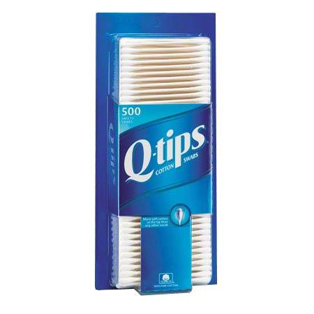 Q-TIPS 10 PKS X 500/CS